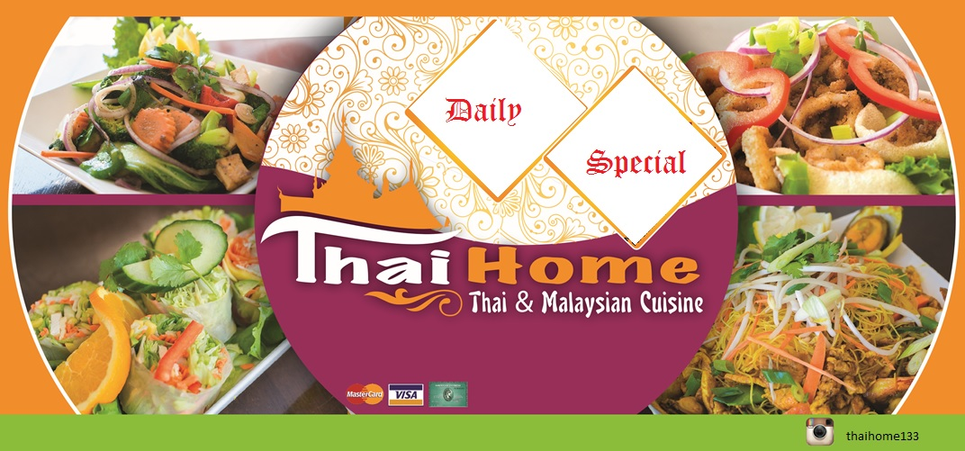 Thai Home Daily special